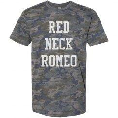 Red Neck Romeo Matching Couple
