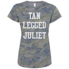Tan Legged Juliet Country Couple
