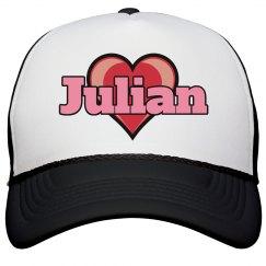 I love Julian