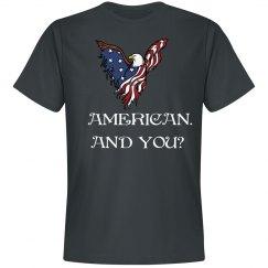 AMERICAN.