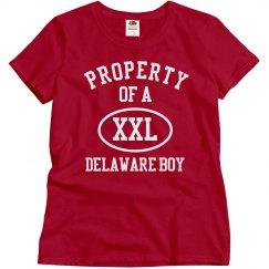 XXL Delaware Boy