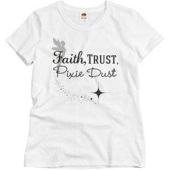 Faith, Trust, Pixie Dust