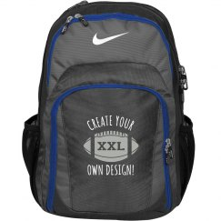 Custom Football Bag