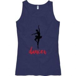 dancer t shirt