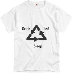 Eat Drink Sleep