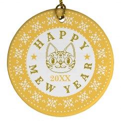 Celebrate The Happy Mew Year