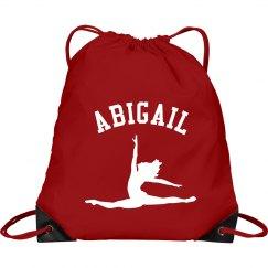 Abigail dance bag