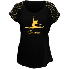 Custom Dance Top for Girls