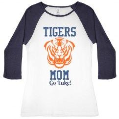 Tiger's Mom Rhinestones