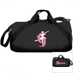 Monogrammed G dance bag