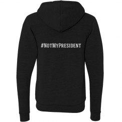 #NotMyPresident Hoodie