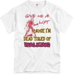 Walking -1