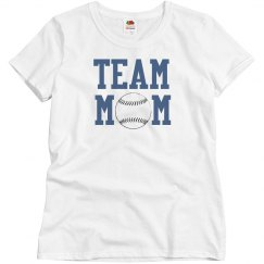 Softball Team Mom