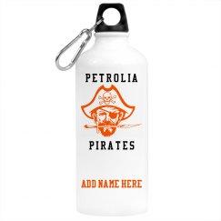 Pirates Water bottle- customize