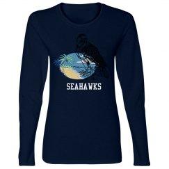 Sea Hawks, hawks at sea!