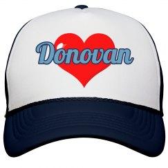 I love Donovan