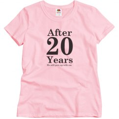 After 20 years