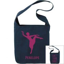 Penelope. Ballet bag