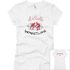 LS Wrestling T-shirt
