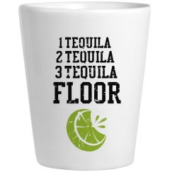 1 tequila, 2 tequila