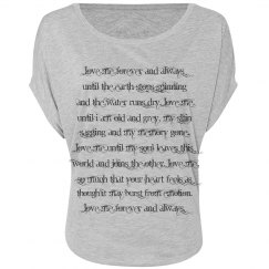 Love Quote Shirt