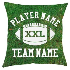 Custom Football Player Name/Team