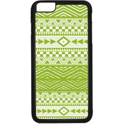 Lime Green Tribal Love