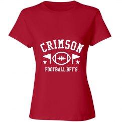 Crimson And Grey BFF's