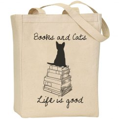 Books and Cats 2