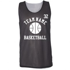 3 on 3 Basketball Jersey