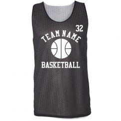 3 on 3 Basketball Jersey