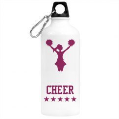 Cheerleading bottle