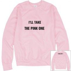 I'll take the pink one