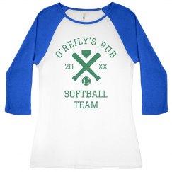 Pub Softball Team