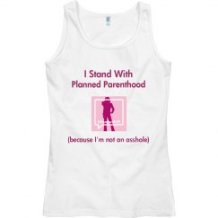 Stand With Planned Parenthood Tank