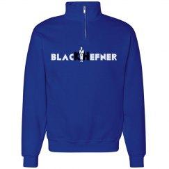 Cadet Collar Sweatshirt