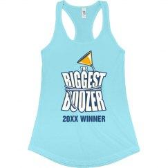The Biggest Boozer Winner