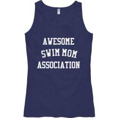 Awesome swim mom