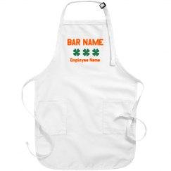 Custom Bar Name St. Patricks Day