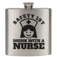 Drink With A Nurse