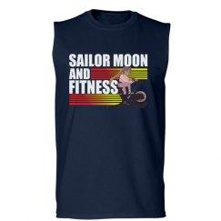 Sailor Moon Workout Tank