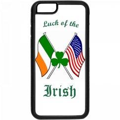 Luck of the Irish Phone Case