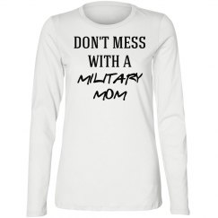 Don't mess with military mom