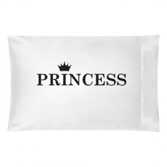 Matching Princess Pillowcase Grl