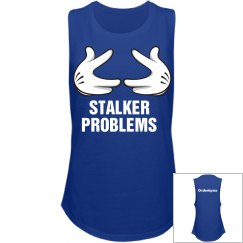 Stalker Problems Muscle Tank