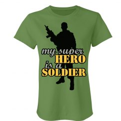 Super Hero-Soldier