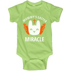 Easter Miracle Cute Baby Onesie