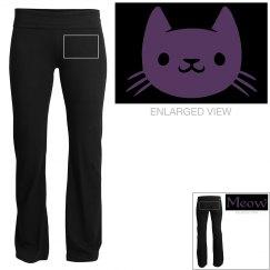 Meow pants