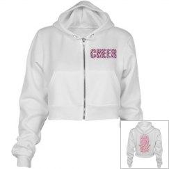 Pink Zebra Cheer