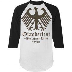 A Bar's Oktoberfest Event